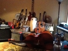 Most of the instruments used in the making of Love Hierarchy